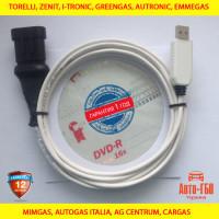 Кабель для гбо 4 поколения Torelli, Zenit, I-Tronic, Greengas, Prins Autronic